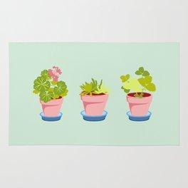 Succulent #2 Rug