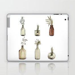 Plants in bottles Laptop & iPad Skin