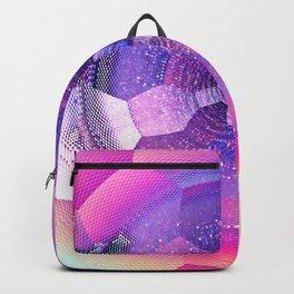 geometrical abstract vb Backpack