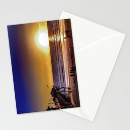 Surf City Glow Stationery Cards