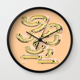 Beings in the Nano-World / 23-08-16 Wall Clock