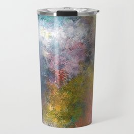 Patchwork Sky Travel Mug