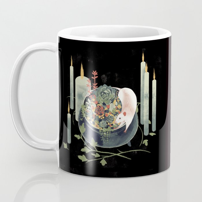The Witch S Brew Coffee Mug