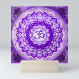 Sahasrara Chakra Series V Mini Art Print
