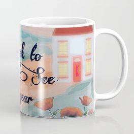 Going Back To Quarentine Coffee Mug