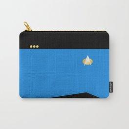 Star Trek: TNG Blue Commander Uniform Carry-All Pouch
