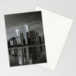 Chicago Winter Stationery Cards