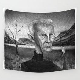 Samuel Beckett Wall Tapestry