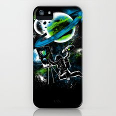 space Painting iPhone (5, 5s) Slim Case