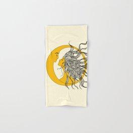 Sun and Moon Hand & Bath Towel