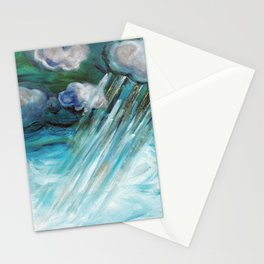 Glory in the Storm Stationery Cards