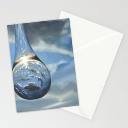 Tears In His Bottle Stationery Cards