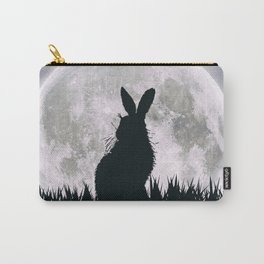 The Hare's Moon Carry-All Pouch