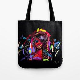 Duplicate your colors. Tote Bag
