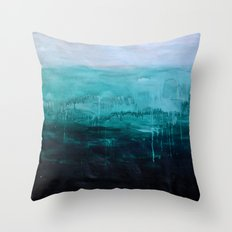 Sea Picture No. 2 Throw Pillow