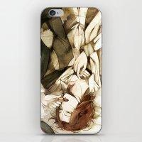macaron iPhone & iPod Skins featuring macaron by arriku