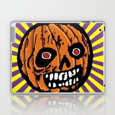 Jack-o-Lantern 2 Laptop & iPad Skin