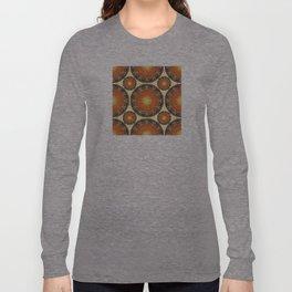 Rust-Art / mandala-style-rust Long Sleeve T-shirt