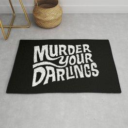 Murder Your Darlings Rug