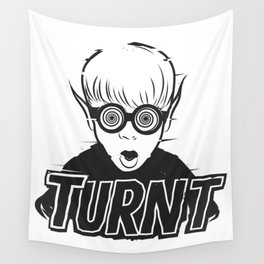 Turnt Wall Tapestry