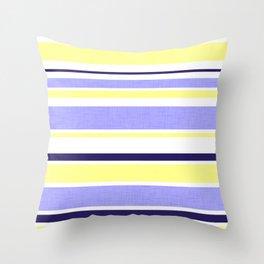 Jack Tar Throw Pillow