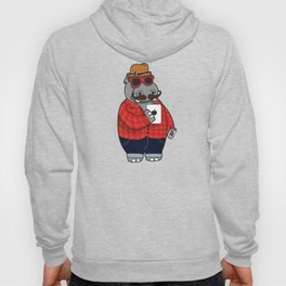Hipposter Hoody