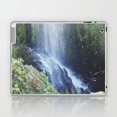 Loja waterfall. Retro Laptop & iPad Skin
