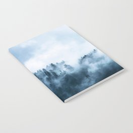 The Wilderness, Foggy Forest Notebook