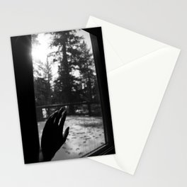 White Touch Stationery Cards