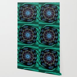 DA FS Tower Of Thoughts In Waves Mandala ONFXW Wallpaper