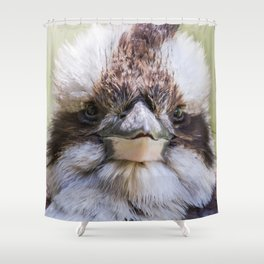 Face off Shower Curtain