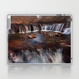 Sgwd y Bedol, South Wales Laptop & iPad Skin