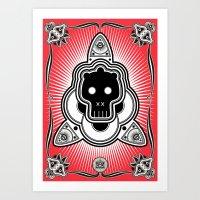SK Art Print