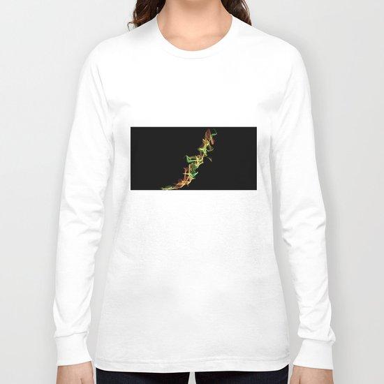 Electric smoke Long Sleeve T-shirt