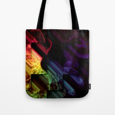ColorCrystal Tote Bag