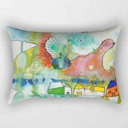 survol Rectangular Pillow