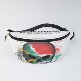 To The Core Collection: South Africa Fanny Pack