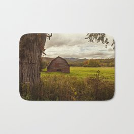 an adirondack icon Bath Mat