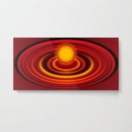 Energy ball 177 Metal Print