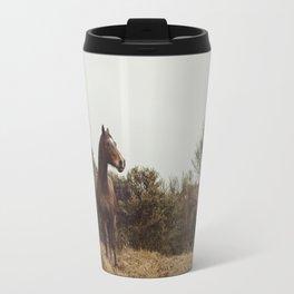 He was Wild Travel Mug