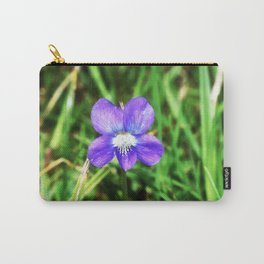 Violet 04 Carry-All Pouch