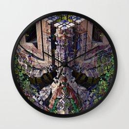 amazing masonry -1- Wall Clock