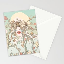 A Natural View (Life Before My Eyes) Stationery Cards