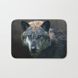 wolfman Bath Mat