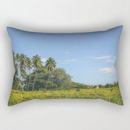 Rincon, Puerto Rico Rectangular Pillow