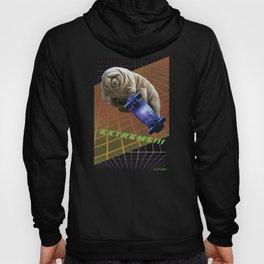 Tardigrade EXTREME 80's Space Skateboard Hoody