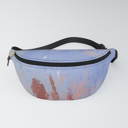Standing Stone Circle in Pastels Fanny Pack