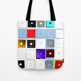 Opposites Are Attractive Tote Bag