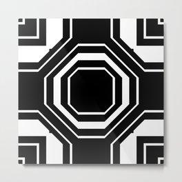 Intersect Metal Print