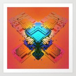 #Transitions XXXVI - ANOTHER Art Print